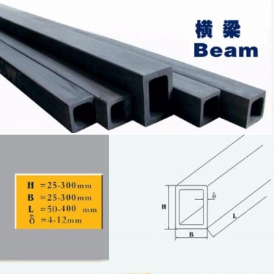 反应烧结亚博官网app横梁  RBSiC beam