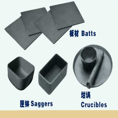 RBSiC Batts, Saggers, and other Special Parts